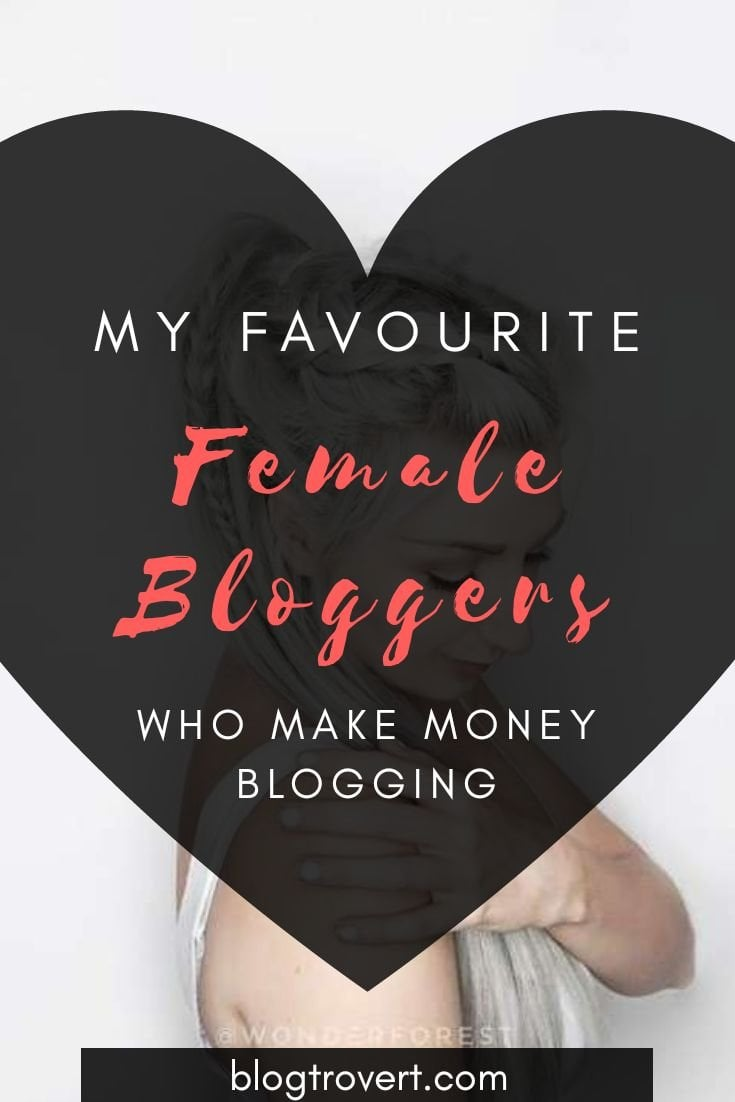 Favourite female bloggers