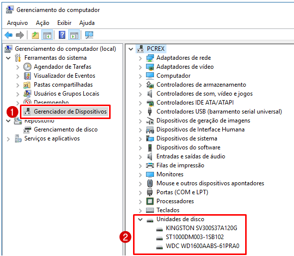 Meu SSD ou HD não aparece no Windows 10