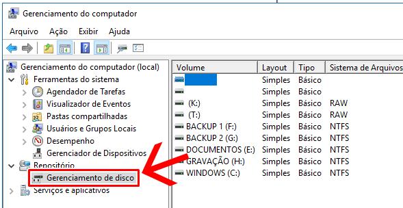 windows não reconhece SSD