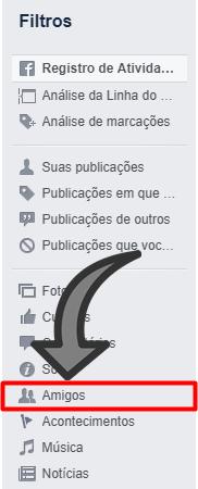 Amigo invisivel no Facebook