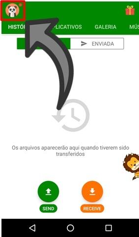 Como transferir arquivos do celular para o PC pelo Wi-Fi