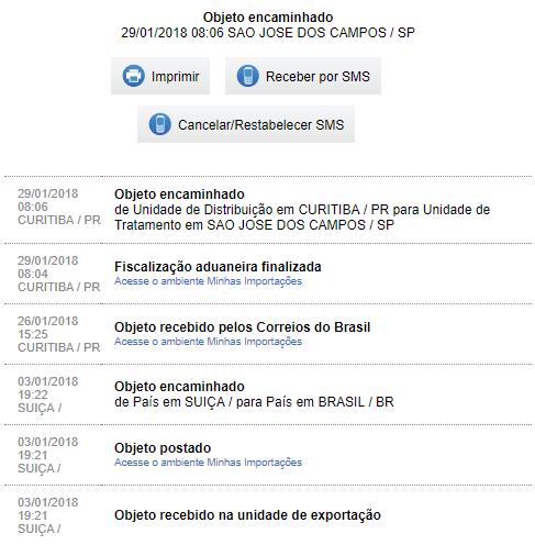 Fiscalizacao Aduaneira BR Rastreado Gearbest