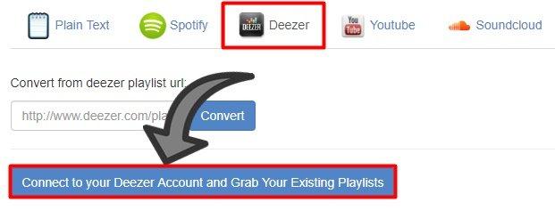 Como passar as musicas do Deezer para o Spotify 2018