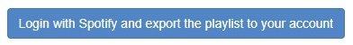 Exportar playlist Deezer para Spotify