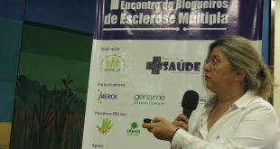 Dra. Ana Claudia Piccolo é médica neurologista, Chefe do Ambulatório de Esclerose Múltipla do Hospital Santa Marcelina e Prof. de Neurologia Clínica da UNICID. Foto: Dalila Ferreira
