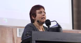 Cenise Monte Vicente, coordenadora do Blog Geral na Saúde e psicóloga. Foto: Alex Nunes