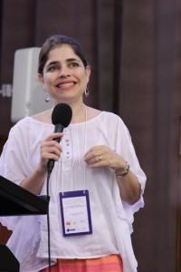 Dra. Cristiane Benvenuto, do Hospital Albert Einstein e Ashoka Brasil – Empreendedores Sociais. Foto: Alex Nunes