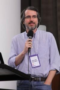 Eduardo Seidenthal, fundador da Rede Ubuntu. Foto: Alex Nunes