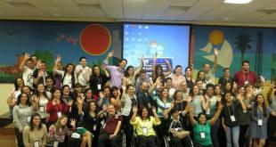 Múltiplos unidos: participantes do I Encontro Nacional de Esclerose Múltipla. Foto: Dalila Ferreira