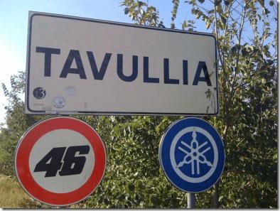 Tavullia Rossi 46