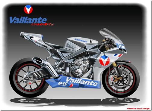 Moto Michel Vaillant