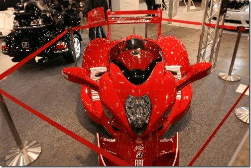 Ferrari-Hayabusa