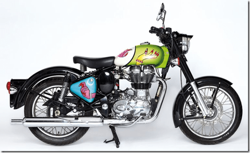 Royal Enfield Manish Arora
