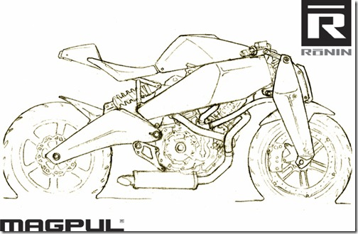 Magpul Ronin Buell 4