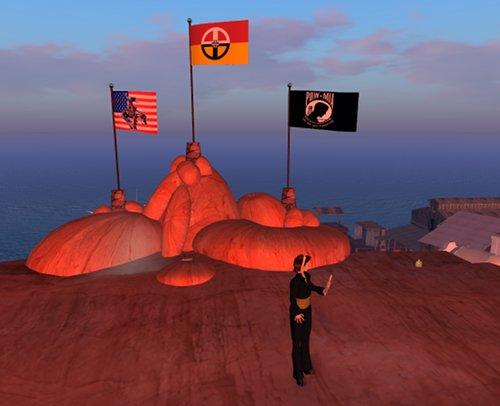 Red Rocks Mesa Veterans Memorial