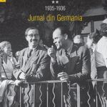 Denis de Rougemont – Jurnalul unei epoci. 1935–1936. Jurnal din Germania (vol. 2)
