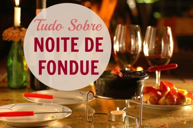 noite de fondue