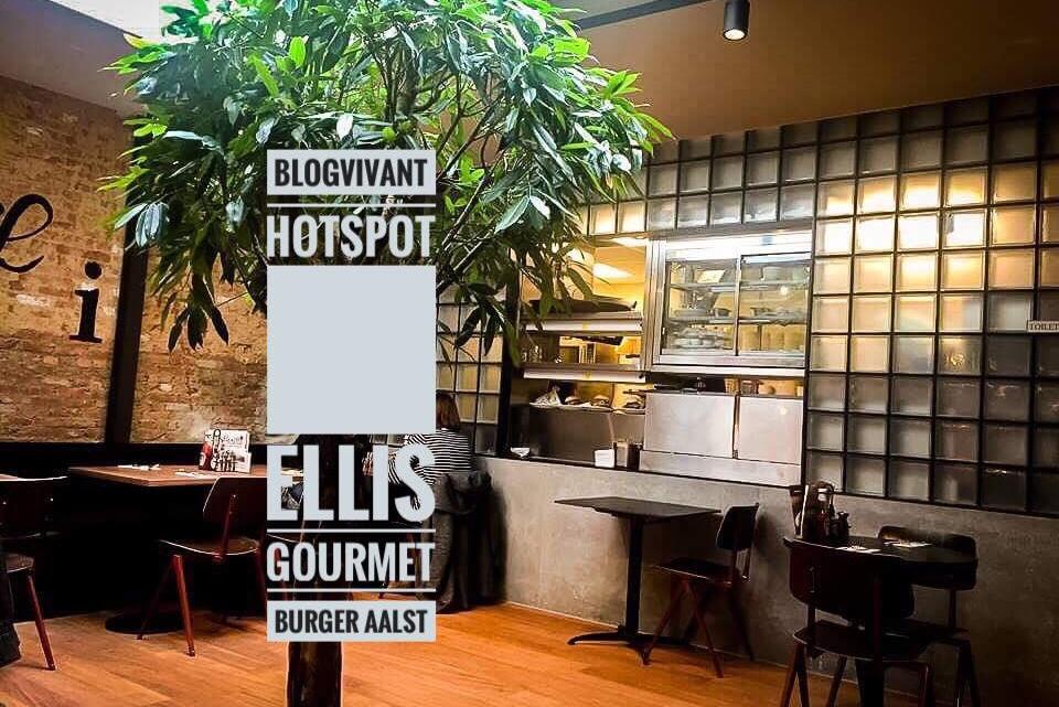BlogVivant Hotspot: Ellis Gourmet Burger Aalst