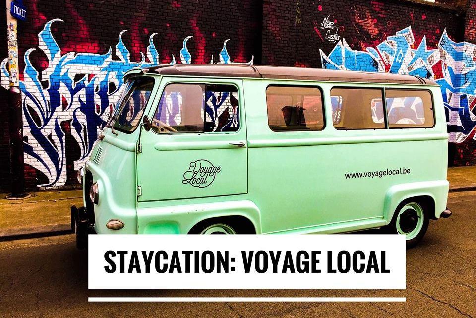 [Staycation] Met Voyage Local Antwerpen ontdekken