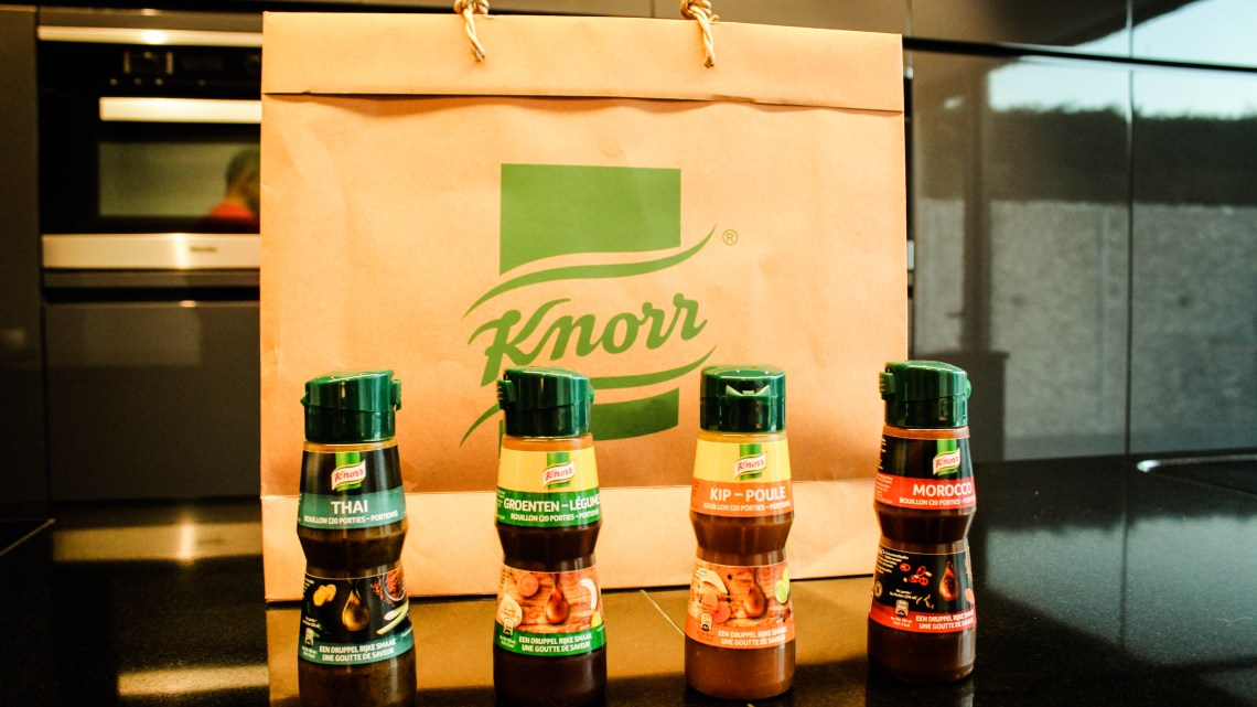 Knorbouillon: Drops Of The World