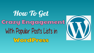 Crazy Engagement With Popular Lists