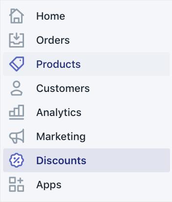 Shopify-dashboard-discounts