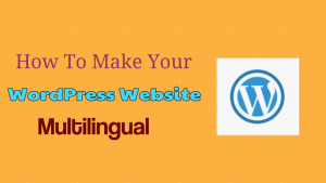WordPress Website Multilingual