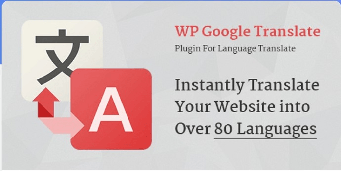 Wp Google Translate plugin page