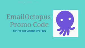 EmailOctopus Promo code