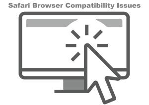 Safari Browser Compatibility Issues