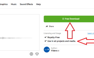 How to download Free Stock Assets from Videvo.com