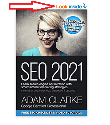 Method 21 Get Content Ideas Using Amazon Book Preview