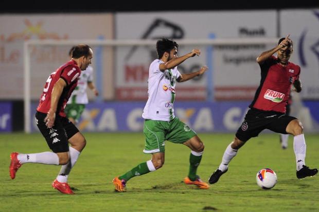 Brasil e Juventude ficaram no empate em 1 a 1. Foto: Porthus Junior / Agencia RBS