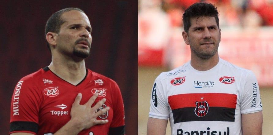 Leandro Camilo e Teco seguem no Brasil em 2017