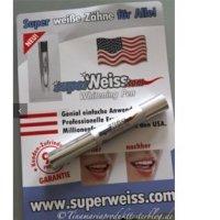 Der Whitening Pen von superweiss - Taugt er was oder nicht ?