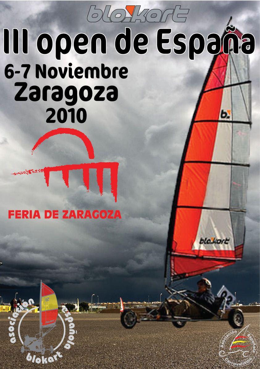 Blokart Zaragoza 2010