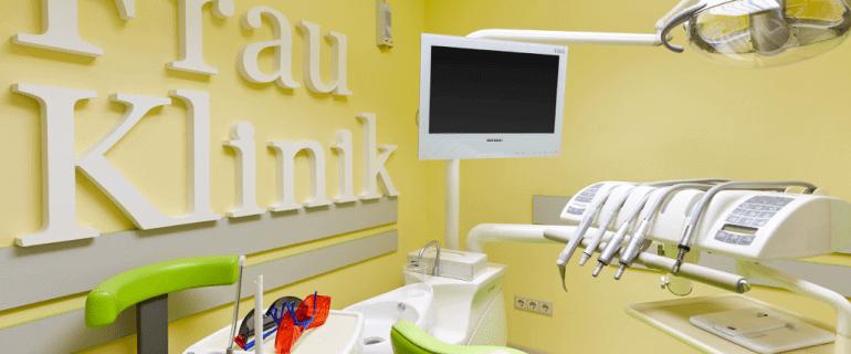 Отделение стоматологии Frau Klinik принимает пациентов! 3