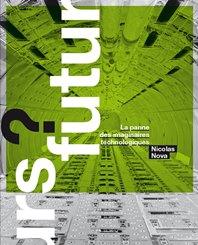 La couverture du livre de Nicolas Nova