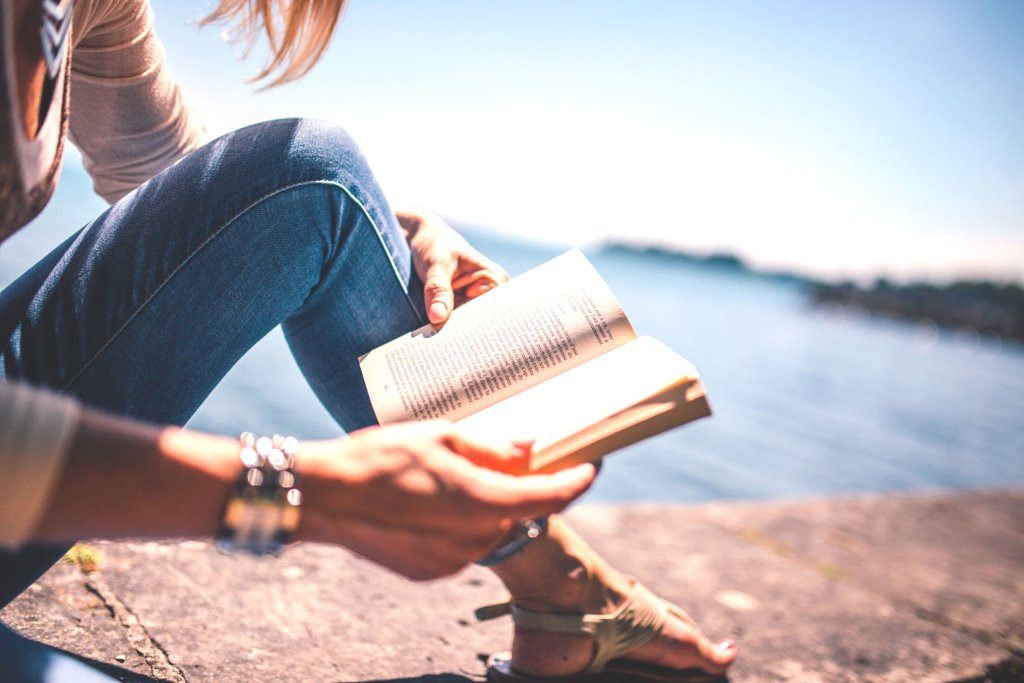 Inspiring Books to Read Before the Summer's Over!