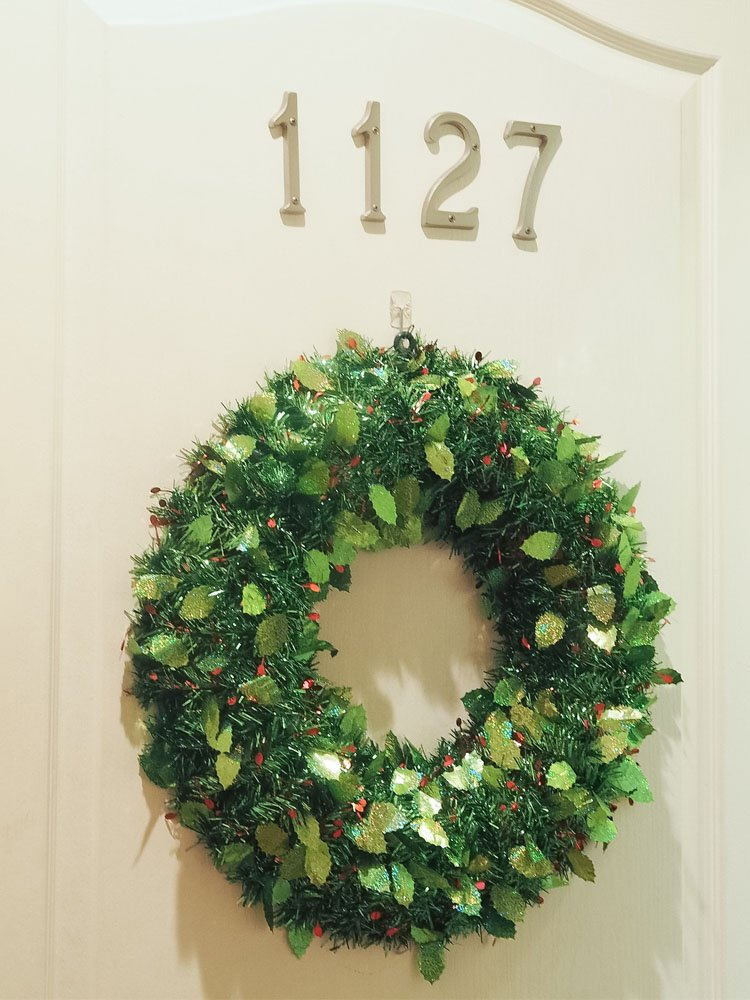 Damage Free Holiday Decor for Apartment Living