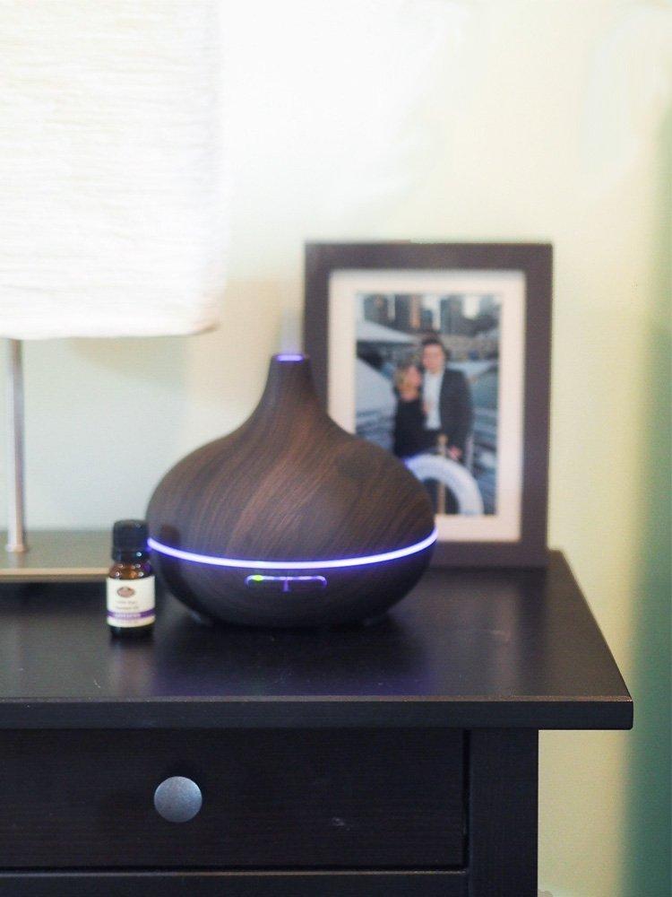 Essential Oils for Wellness & Better Sleep