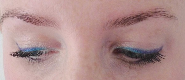 FOTD Paars en blauw