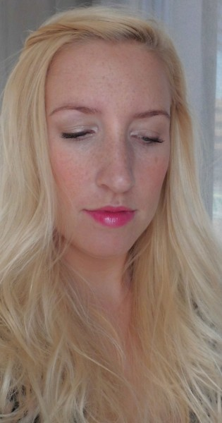 FOTD look urban decay naked palette 4