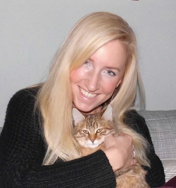 Pixiebob-kitten-mittens-een-half-jaar-4