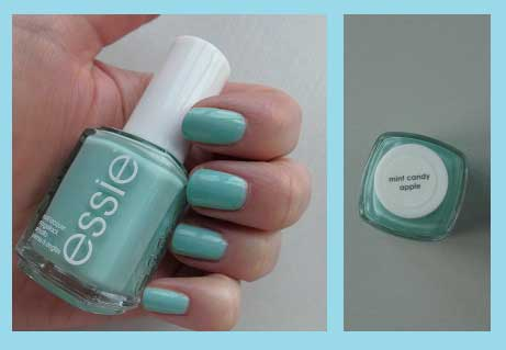 Essie-nailpolish-nagellak-mint-candy-apple