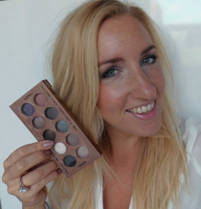 Review-Nyx-Dream-Catcher-palette-Stormy-Skies-swatch-look-1