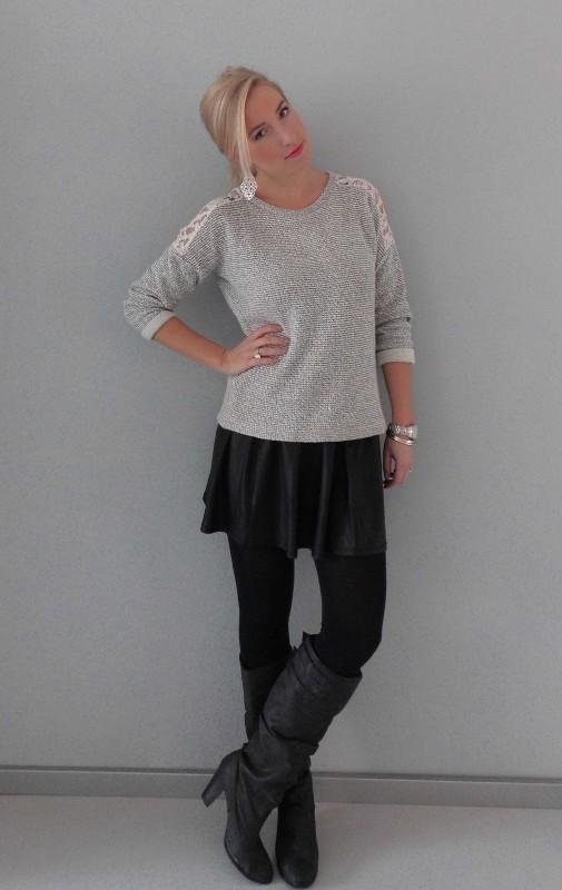 OOTD-outfit-sweater-trui-en-skirt-rokje-high-heels-boots-zara-stradivarius-primark-casual-chic-comfy-4