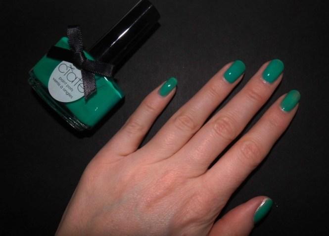 Kerst-nailart-nails-nagellak-nagels-NOTD-ciaté-caviar-glitter-groen-green-emerald-4