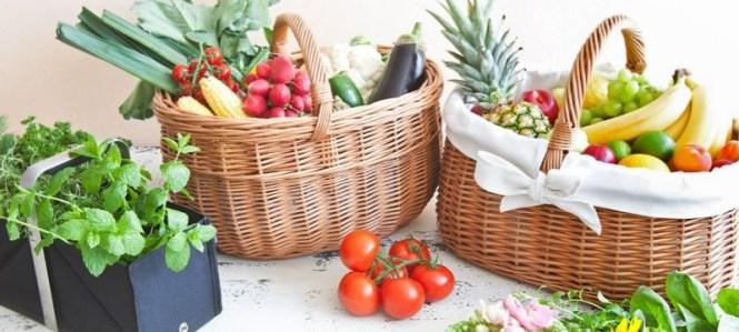 gezond eten lente