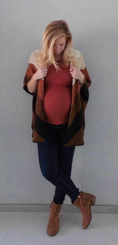Zwangerschapskleding Vd.Outfit Of The Day Blondie Beauty Fashion
